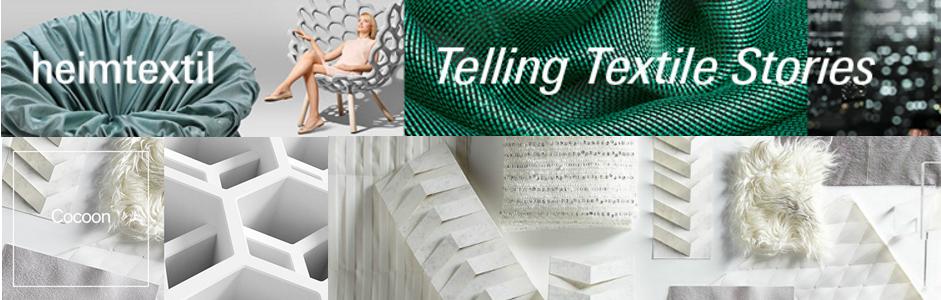Модные тренды 2016 домашнего и коммерческого текстиля - Heimtextil Франкфурт