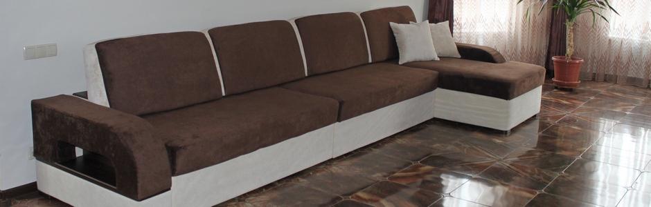 Съемный чехол на диван