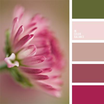 Как сделать серо-розовый цвет